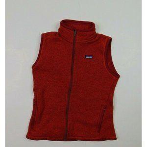 Patagonia  XS Full Zip Better Sweater Fleece Vest